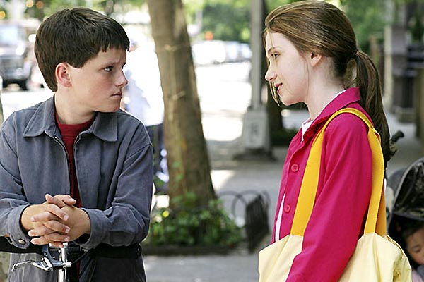 Little Manhattan : Photo Charlie Ray, Josh Hutcherson, Mark Levin