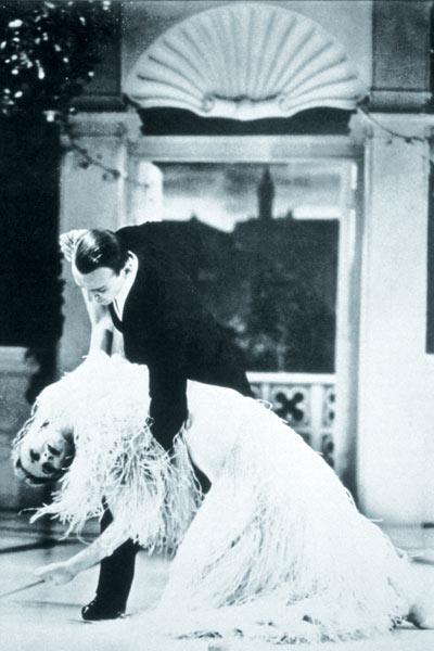 Le Danseur du dessus : Photo Fred Astaire, Ginger Rogers, Mark Sandrich