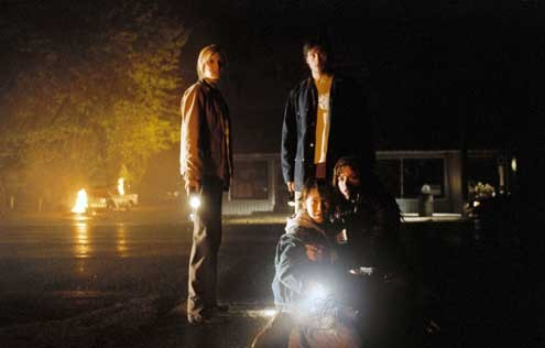 Fog : Photo Maggie Grace, Rupert Wainwright, Selma Blair, Tom Welling