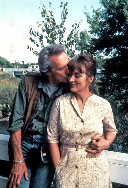 Sur la route de Madison : Photo Clint Eastwood, Meryl Streep