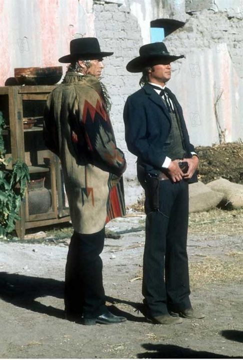 Pat Garrett et Billy le Kid : Photo James Coburn, Kris Kristofferson
