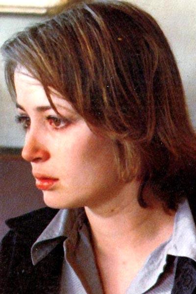 La Femme qui pleure : Photo Dominique Laffin