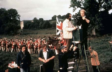 Barry Lyndon : Photo Stanley Kubrick
