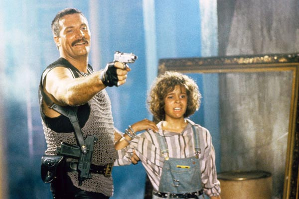 Commando : Photo Alyssa Milano, Mark L. Lester, Vernon Wells