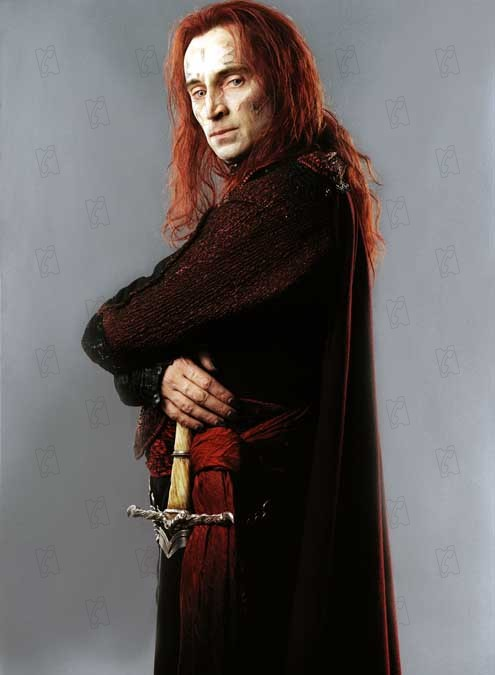 Eragon : Photo Robert Carlyle, Stefen Fangmeier