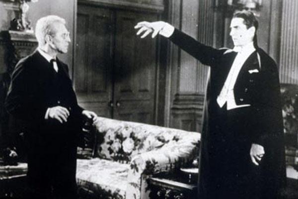 Dracula : Photo Bela Lugosi, Edward Van Sloan, Tod Browning