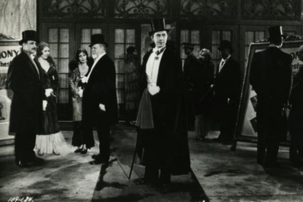 Dracula : Photo Bela Lugosi, Tod Browning