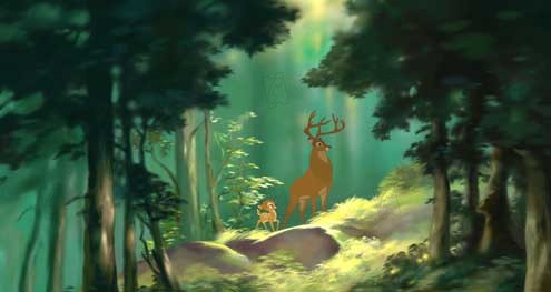 Bambi 2 : Photo Brian Pimental