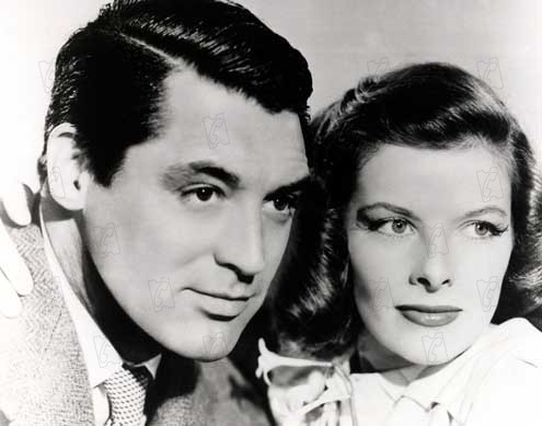 Indiscrétions : Photo Cary Grant, Katharine Hepburn