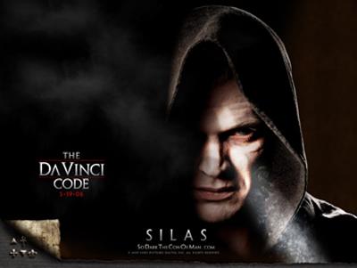 Da Vinci Code : Affiche Dan Brown