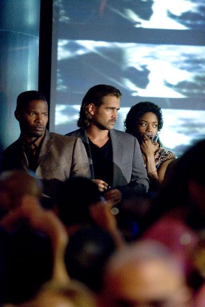 Miami vice - Deux flics à Miami : Photo Colin Farrell, Jamie Foxx, Naomie Harris