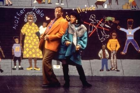 Cosby Show : Photo Bill Cosby, Phylicia Rashad