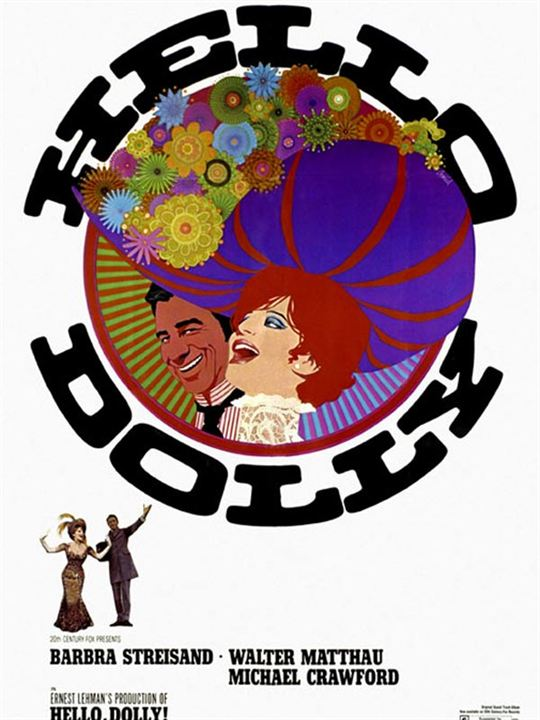 Hello, Dolly! : Affiche