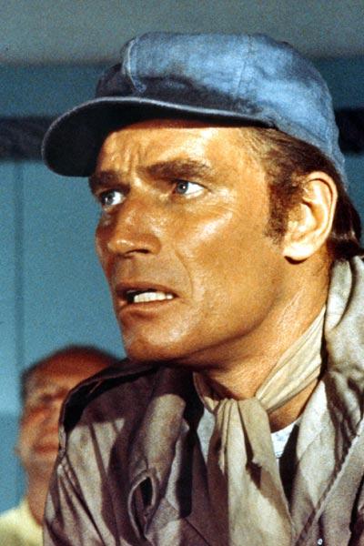 Soleil vert : Photo Charlton Heston, Richard Fleischer