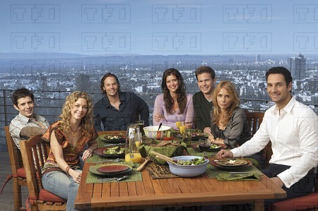 What about Brian : Photo Amanda Detmer, Barry Watson, Matthew Davis, Raoul Bova, Rick Gomez