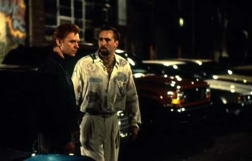 Kiss of Death : Photo Barbet Schroeder, David Caruso, Nicolas Cage