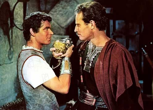 Ben-Hur : Photo Charlton Heston, Stephen Boyd
