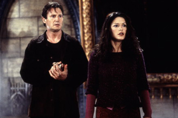 Hantise : Photo Catherine Zeta-Jones, Jan de Bont, Liam Neeson