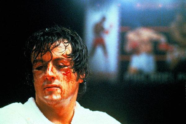 Rocky : Photo John G. Avildsen, Sylvester Stallone