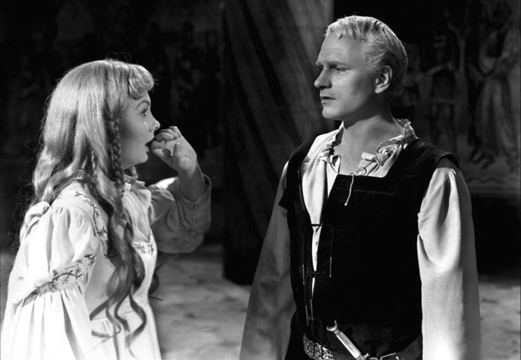 Hamlet : Photo Laurence Olivier