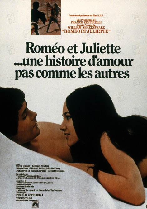 Roméo et Juliette : Photo Franco Zeffirelli, Leonard Whiting, Olivia Hussey