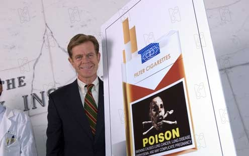 Thank you for smoking : Photo William H. Macy