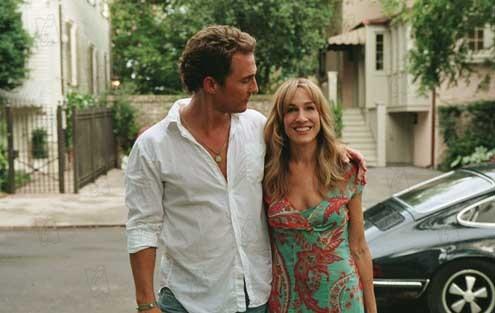 Playboy à saisir : Photo Matthew McConaughey, Sarah Jessica Parker, Tom Dey