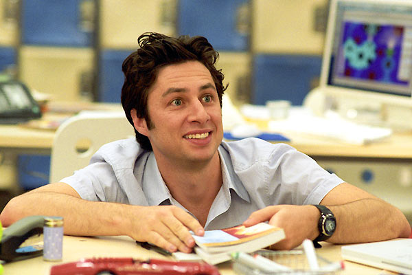 Son ex et moi : Photo Jesse Peretz, Zach Braff