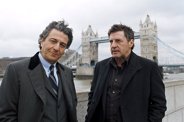 L'Entente cordiale : Photo Christian Clavier, Daniel Auteuil, Vincent de Brus