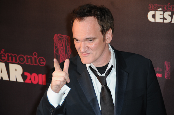 Photo promotionnelle Quentin Tarantino
