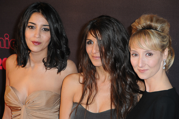 Photo Audrey Lamy, Géraldine Nakache, Leïla Bekhti