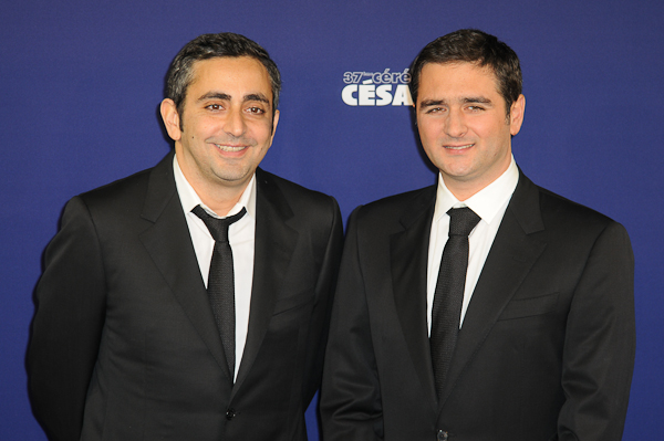 Photo promotionnelle Eric Toledano, Olivier Nakache
