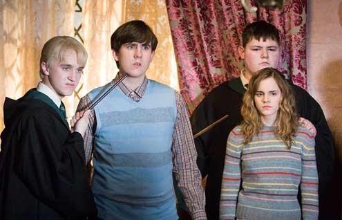 Harry Potter et l'Ordre du Phénix : Photo Emma Watson
