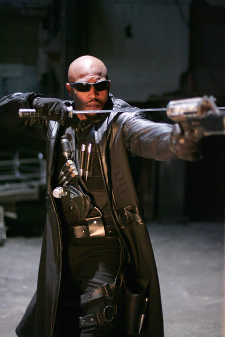 Blade : Photo Sticky Fingaz
