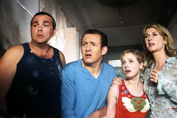La Maison du bonheur : Photo Dany Boon, Gaëlle Bona, Laurent Gamelon, Michèle Laroque