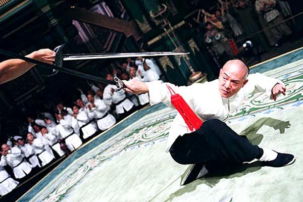 Le Maître d'armes : Photo Ronny Yu