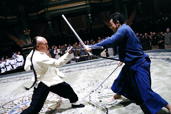 Le Maître d'armes : Photo Jet Li, Ronny Yu, Shido Nakamura