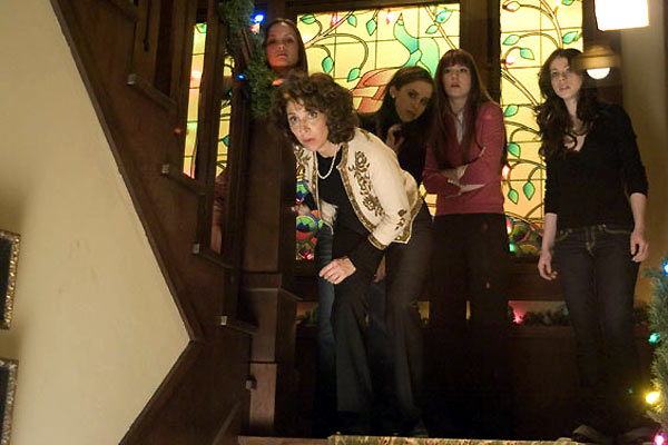Black Christmas : Photo Andrea Martin, Crystal Lowe, Glen Morgan, Lacey Chabert, Mary Elizabeth Winstead