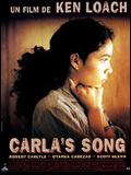 Carla's song : Affiche