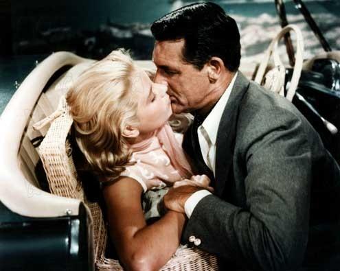 La Main au collet : Photo Cary Grant, Grace Kelly