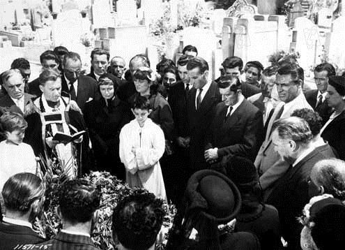 La Main au collet : Photo Brigitte Auber, Cary Grant