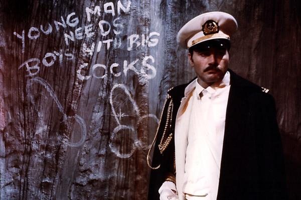 Querelle : Photo Franco Nero, Rainer Werner Fassbinder