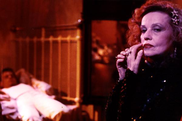 Querelle : Photo Jeanne Moreau, Rainer Werner Fassbinder