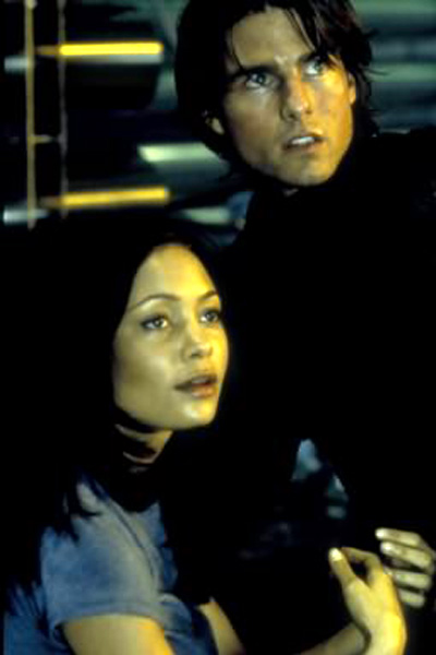 Mission: Impossible II : Photo Thandie Newton, Tom Cruise