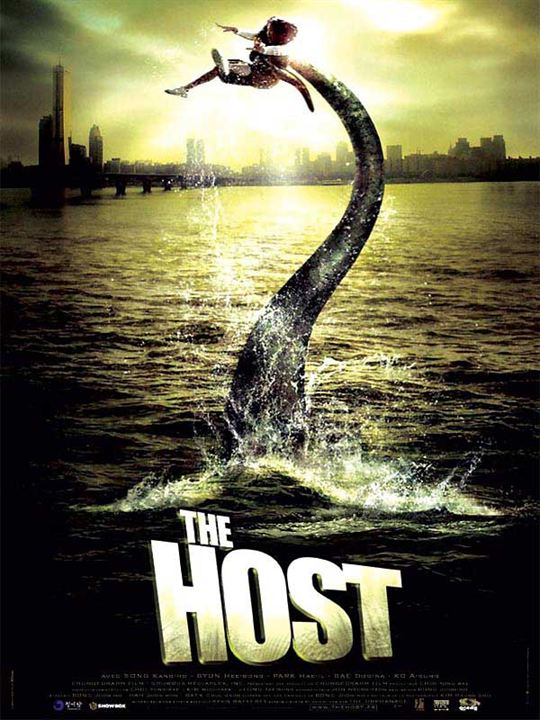 The Host : Affiche Bong Joon Ho