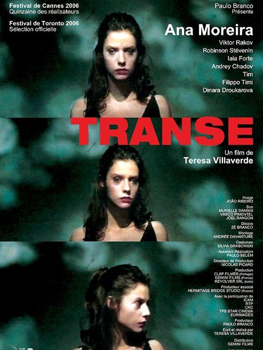 Transe : Affiche Ana Moreira, Teresa Vilaverde