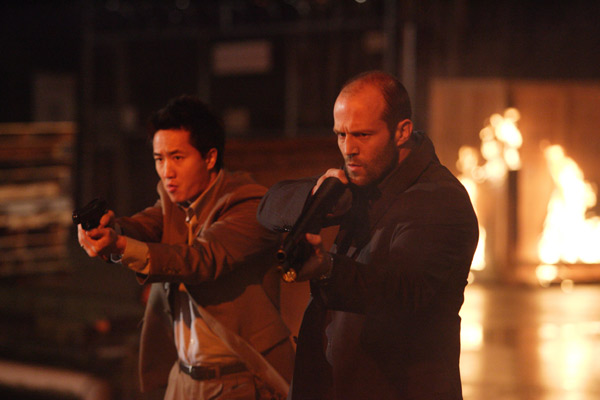 Rogue l'ultime affrontement : Photo Jason Statham, Philip Atwell