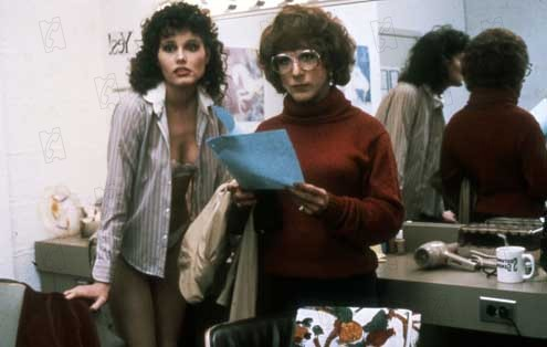 Tootsie : Photo Dustin Hoffman, Geena Davis
