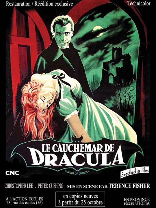 Le Cauchemar de Dracula : Affiche