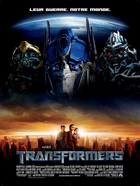 Transformers : Affiche